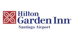 Hilton Garden Inn Santiago Airport Logo