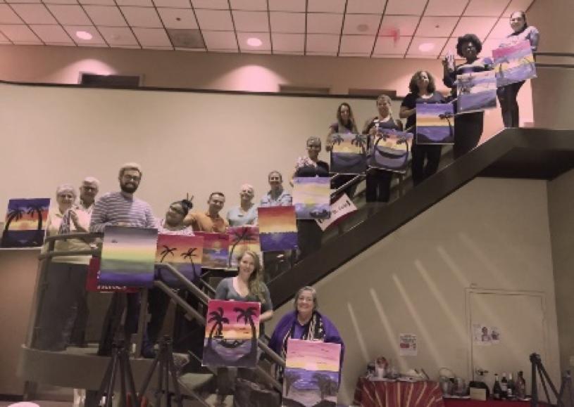st-jude-fundraiser-team-stairs