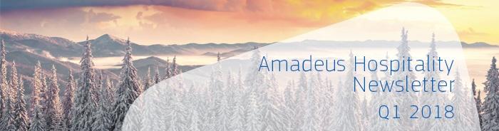 amadeus hospitality newsletter