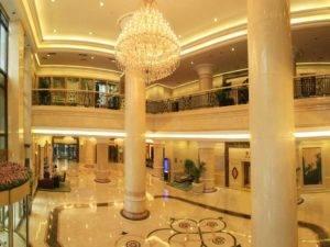 HK CTS Hotels Lobby Amadeus