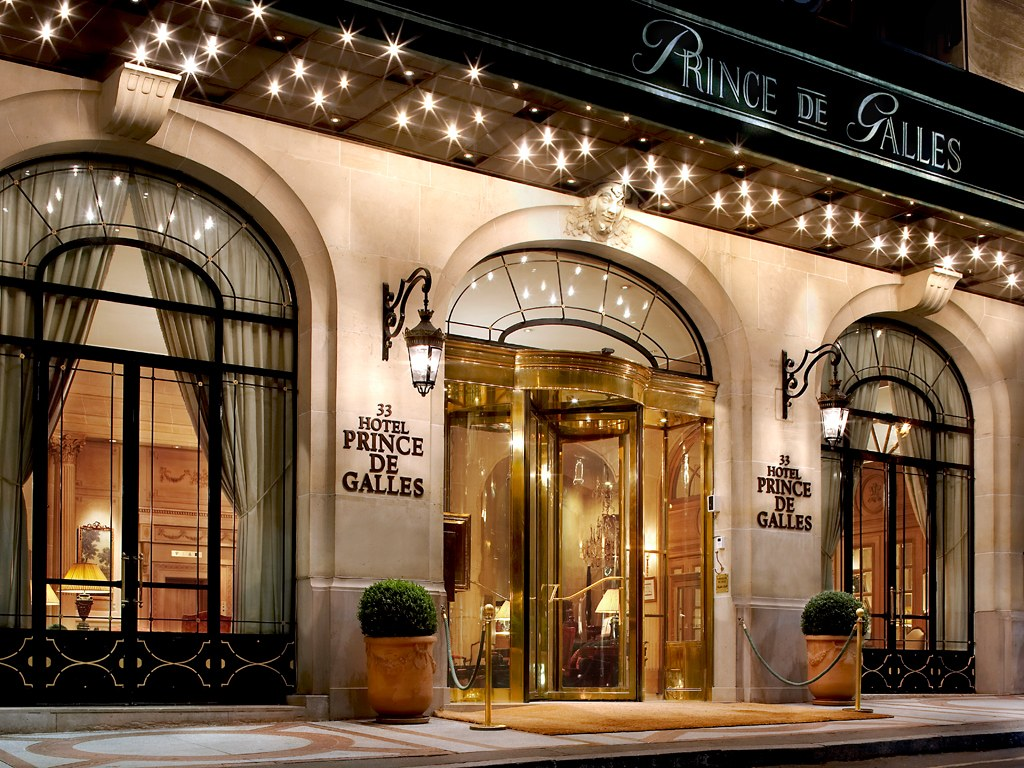 Prince de Galles Hotel, Paris Finds Efficiency Improvements with HotSOS Housekeeping