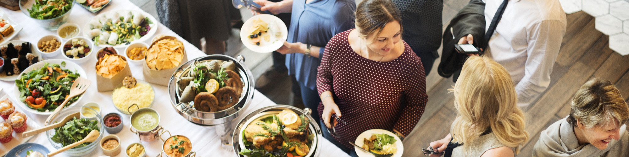 7 Tips for Delivering a Memorable Catering Event