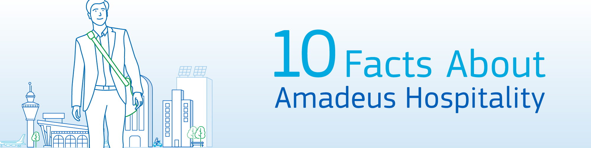 10 Facts About Amadeus Hospitality