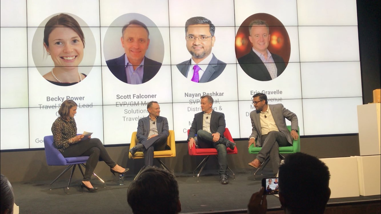 TravelClick Featured as Key Speaker at 2018 Google Travel Executive Forum